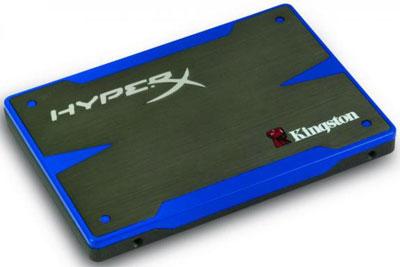 SSD Kingston HyperX поступили в продажу