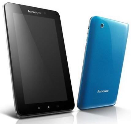 Семидюймовый планшет Lenovo LePad