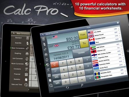 Calc Pro HD