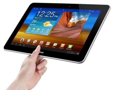 Samsung Galaxy Tab 10.1 - ����� �� ���������� �����