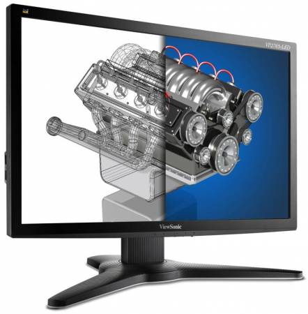 Монитор ViewSonic VP2765-LED