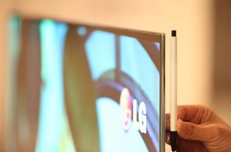 Специалисты LG Display создали самую большую в мире панель типа OLED — размером 55 дюймов по диагонали