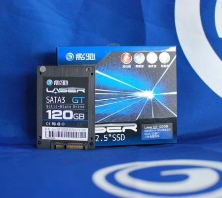 Твердотельные накопители Galaxy Laser GT оснащены интерфейсом SATA 6 Гбит/с