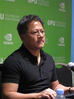 Глава NVIDIA рассказал о своем видении рынка планшетов в будущем году