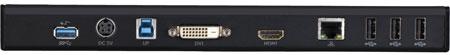 Стыковочная станция Targus USB 3.0 SuperSpeed
