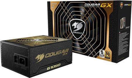 Cougar модернизирует блоки питания серии GX