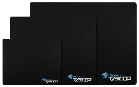 ROCCAT предлагает есть вариантов игрового коврика Taito