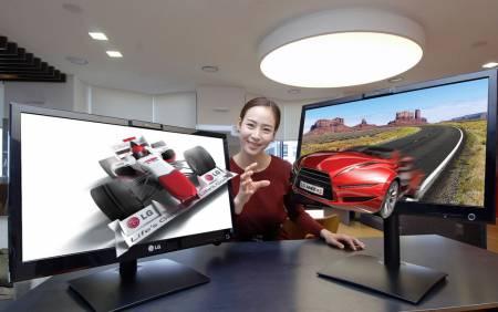 3D-монитор LG DX2500