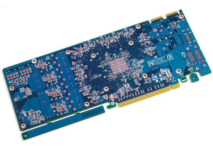 Разработана удешевленная печатная плата для Radeon HD 7900.