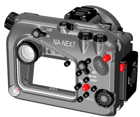 Nauticam анонсирует выпуск подводного бокса для камеры Sony NEX-7