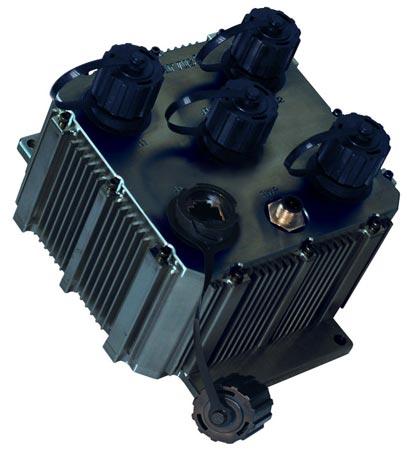DuraNET 10-10 — коммутатор Ethernet для самых тяжелых условий эксплуатации