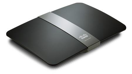 Cisco выпускает беспроводной маршрутизатор для домашних сетей Linksys E4200 v2
