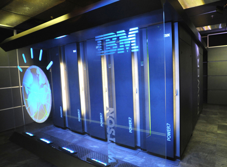 Суперкомпьютер IBM Watson
