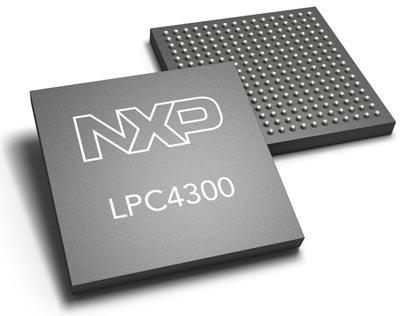 NXP начинает поставки LPC4300 — самых быстрых в мире микроконтроллеров на ядре ARM Cortex-M4