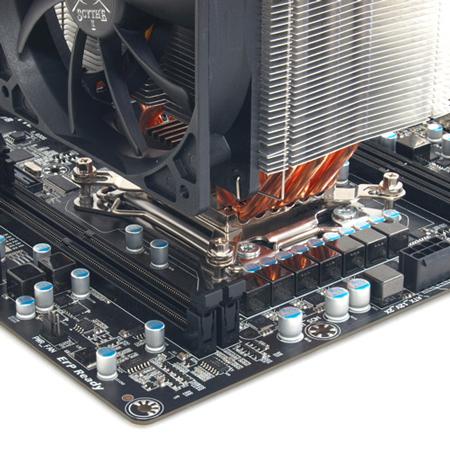 Scythe обновила процессорные охладители Mugen 3, Mugen 3 PCGH и Ninja 3, обеспечив их совместимость с LGA 2011