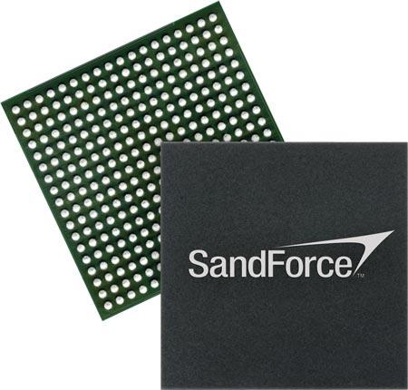 SandForce SF-2481 � ������ ���������� SSD, ���������������� ��� �������� ����������