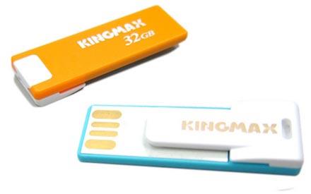 KINGMAX UI-03 - флэшка-скрепка