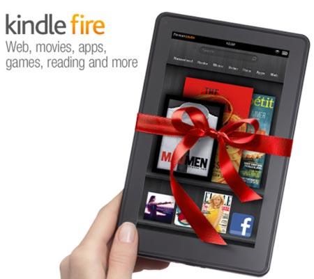 ������� ������ �������� ������� Kindle Fire