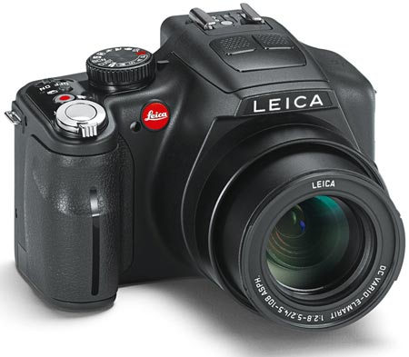 Компактная камера Leica V-Lux 3