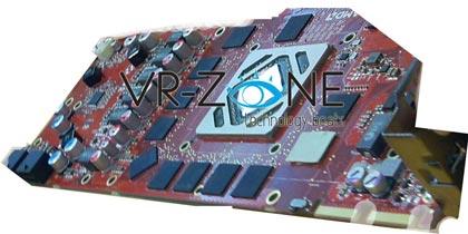Новый снимок раскрывает дополнительные подробности 3D-карты AMD Radeon HD 7900 (Tahiti)