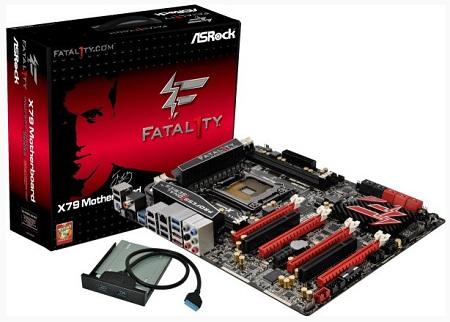 ASRock Fatal1ty X79 Professional