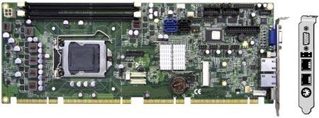 Плата PICMG 1.3 DSM 96M4361o поддерживает процессоры Sandy Bridge