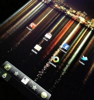 Android 4.0 портировали на планшет HP TouchPad