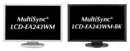 NEC LCD-EA243WM и NEC LCD-EA243WM-BK
