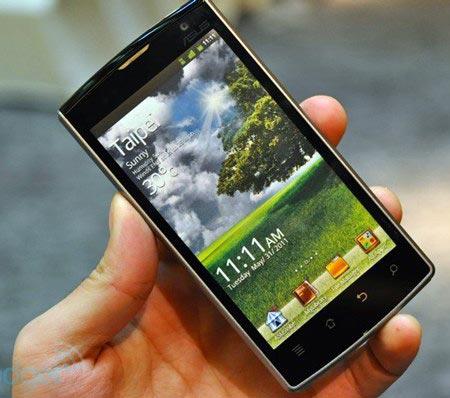 «Сердцем» ASUS Padfone станет процессор NVIDIA Tegra 3