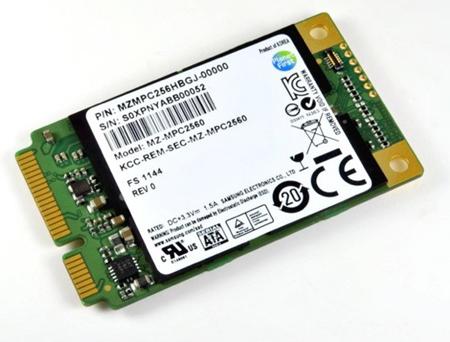 Samsung mSATA SSD PM830