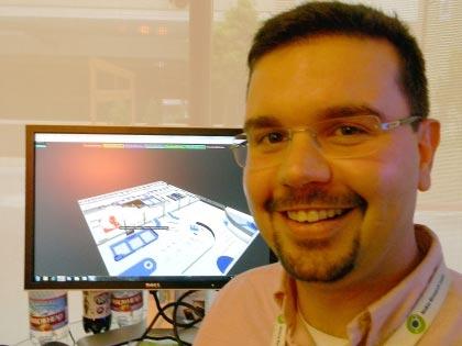 Nokia приспосабливает Bluetooth для навигации внутри помещений
