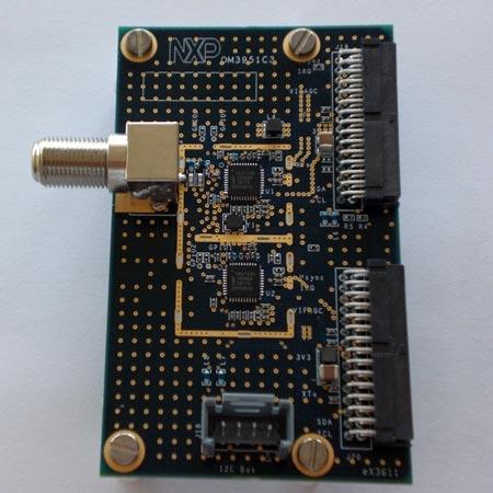 Гибридный TV-тюнер NXP TDA18274 поддерживает все аналоговые и цифровые стандарты телевидения
