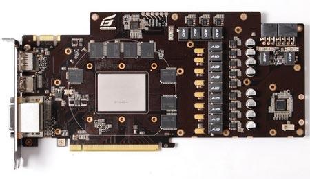 Zotac готовит 3D-карту GTX 560 Ti Extreme со встроенным модулем разгона