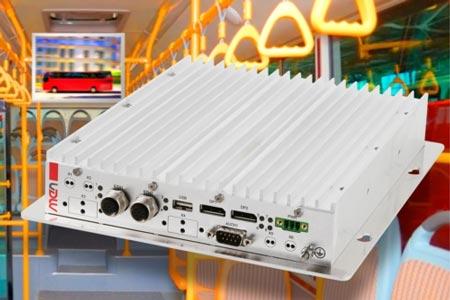 Компьютер в усиленном исполнении MEN Micro BC1 построен на APU AMD серии G