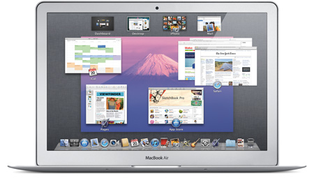 Mac OS X Lion DP