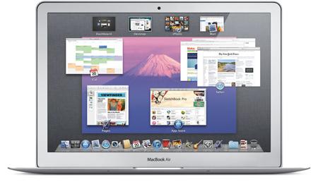 Mac OS X Lion DP