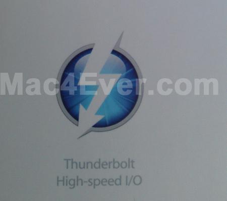 Логотип Thunderbolt