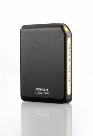 Внешний жесткий диск ADATA CH11 с интерфейсом USB 3.0