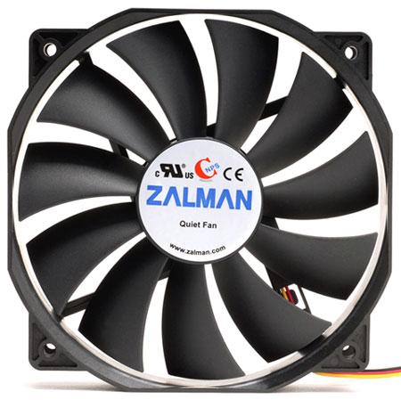 Корпусной вентилятор Zalman ZM-F4