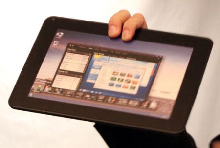 Планшет Rosemount будет иметь десятидюймовый экран