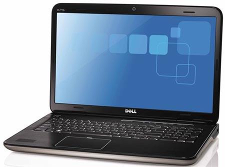 В ноутбуках Dell XPS 15 и 17 появились процессоры Intel Core второго поколения