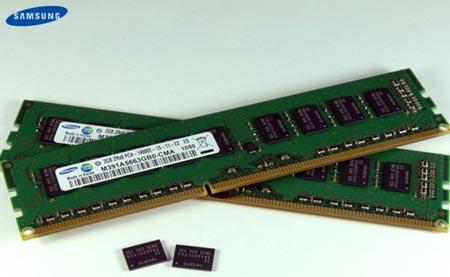 Поддержка памяти DDR4 появится в серверных процессорах Intel в 2014 году