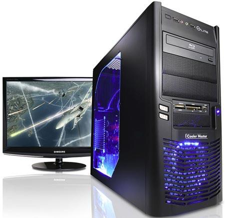 CyberPower выпускает свои первые игровые ПК на гибридных процессорах AMD серии A