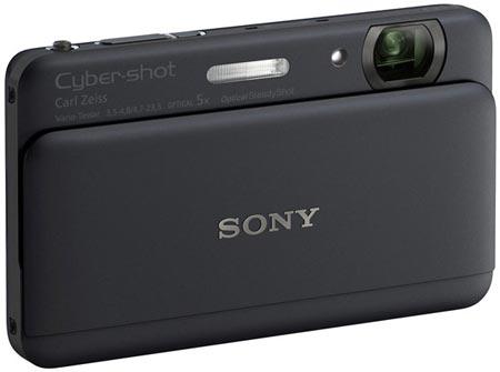 компактная камера Sony Cyber-shot DSC-TX55