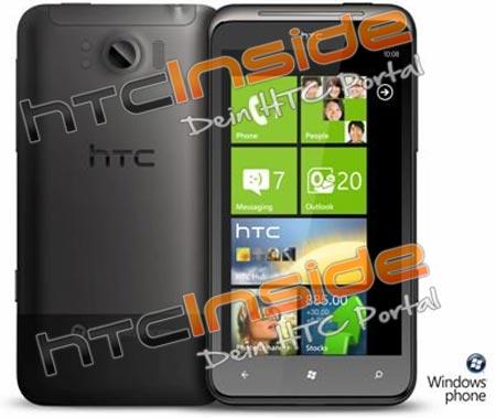 «суперфон» HTC Eternity