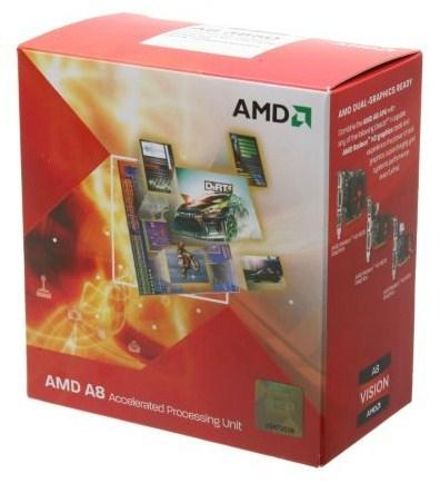 APU AMD A8-3850