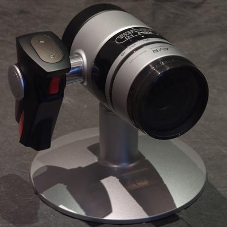 прототип модульной камеры Nikon