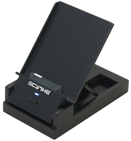 Док Scythe Kama Dock Hard Drive Docking Station с интерфейсом USB 3.0
