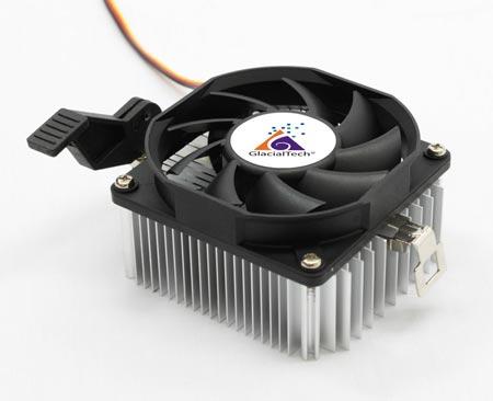 ������� ���������� GlacialTech ����� Igloo A200 ���������� � APU AMD ����� A