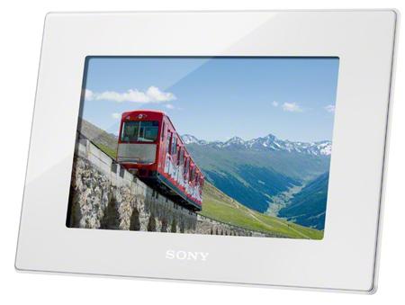 Фоторамки Sony S-Frame